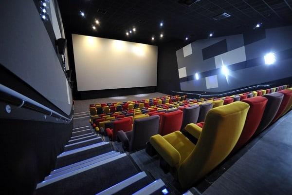 Cinemas in Walsall