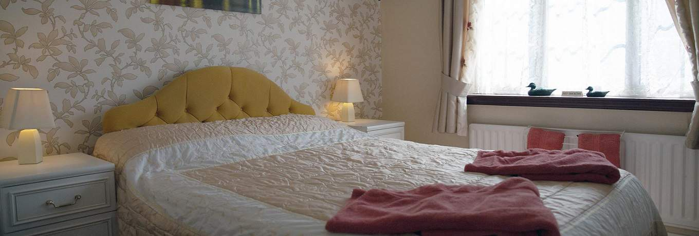 Guesthouse Bedrooms