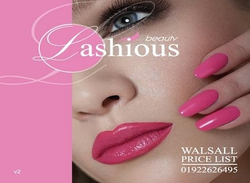Lashious Beauty Salon Walsall