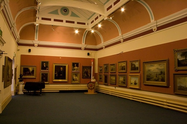 Wednesbury Museum and Art Gallery in Walsall